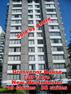 Apartment building with 88 suites at 720 7 Ave in New Westminster sold by Andre